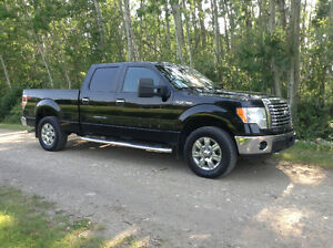 2011 Ford F-150 SuperCrew XTR Pickup Truck