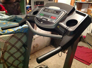 Tempo fitness treadmill