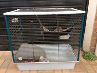 Ferret rat cage
