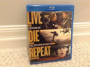 Live Die Repeat movie