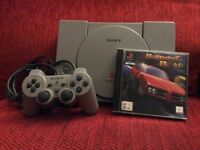 PlayStation 1 + Game