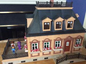Playmobil 5305 Maison victorienne vintage