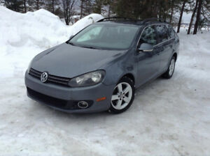 Golf sport wagon tdi 2010