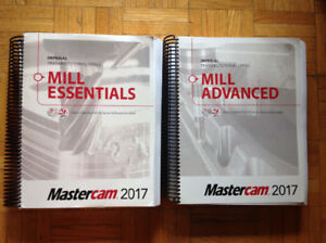 Mastercam 2017 Mill Essentials and Mill Advanced