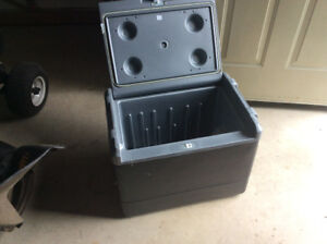 New price Coleman termo electric cooler $40.00