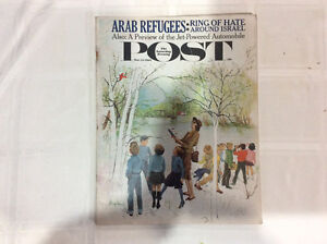 Saturday Evening Post March 24, 1962