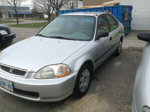 1998 Honda Civic Sedan 30,700 kms - Brampton