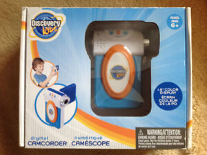 Discovery Kids - Digital Camcorder