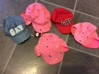 *Selection of 2-3 year old summer hats