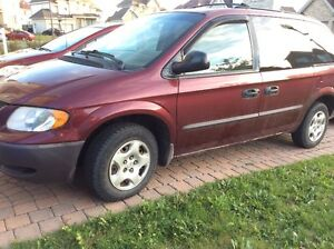 2002 Dodge Caravan Minivan - Winter/Summer Tires | Only 128K KM