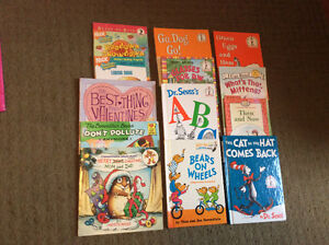 43 Children's Books Including I Can Read By Myself
