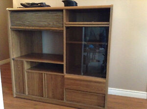 T.V Entertainment cabinet