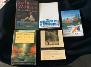 Fly Fishing Books By Women