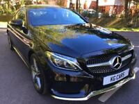 2016 Mercedes-Benz C220 2.1d 9G-Tronic Plus AMG Line BUY FOR £118 PER WEEK