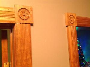 Reclaimed wood trim Cambridge Kitchener Area image 5