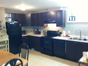 Spacious 2 Bedroom Basement Apartment Available for January 1st