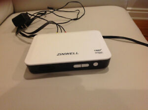 Digital to Analog Converter Box