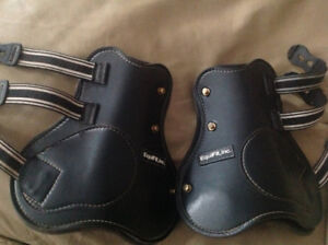 Equifit t low profile boots