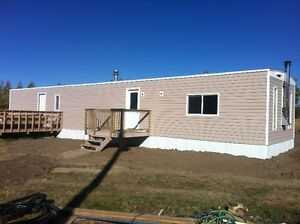 20 ACRES WITH MOBILE HOME DIXONVILLE, PEACE RIVER