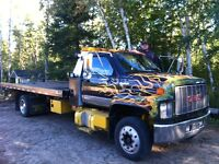 1996 GMC Topkick Flatbed Towing - Tow Truck