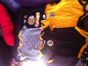 Boston bruins baby clothes