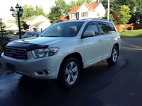 2008 Toyota Highlander Limited Edition