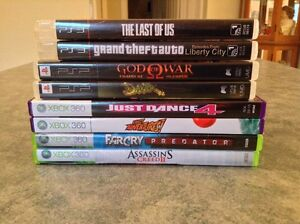 X-Box,360,Kinect,Playstation 3,PSP Custom Game Cases. Cambridge Kitchener Area image 6