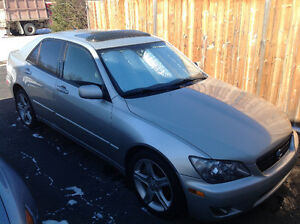 Immaculate 2004 Lexus IS 300