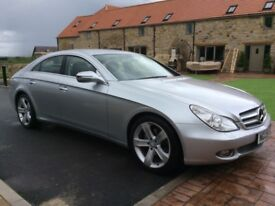 2009 Mercedes Benz CLS 320 CDI Auto 3 litre V6 Diesel Full Merc Service History 1 owner! ** REDUCED