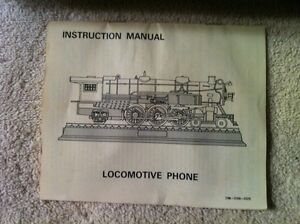 Antique Locomotive Telephone. Sarnia Sarnia Area image 6