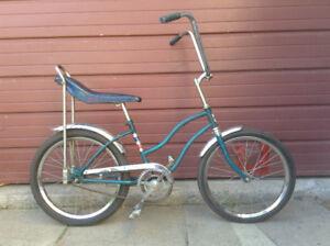 "Vintage 1970""s Banana Bike"