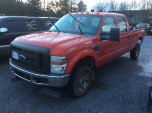 2009 F 350 Super Duty 5.4 Triton Quiet manifolds,274km,$6999.