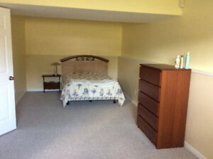 Beautiful large room for rent, fully furnished