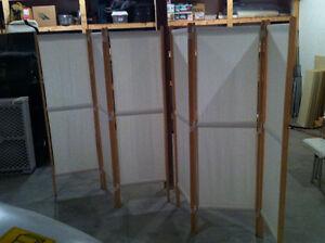 Ikea canvas screen room dividers Peterborough Peterborough Area image 4