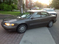 2002 Buick Century Custom Sedan - $1500 negotiable