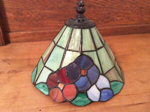 Stained Glass Shade