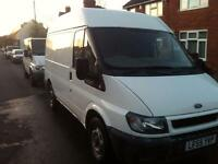 2005 FORD TRANSIT Medium Roof 100ps Low mileage 12mths Warranty AA Cover No Vat