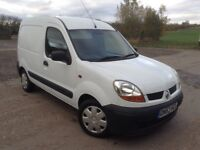 Renault kangoo 1.5 dci 2003 white long MOT WELL MAINTAINED very tidy CALL ME..