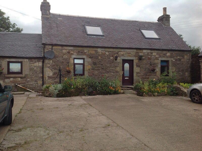 2 Bed Farm Cottage In Lanark South Lanarkshire Gumtree