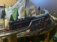 H0 Complete Train layout