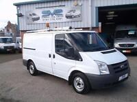 2010 60 FORD TRANSIT SWB 300 BT VAN VERY LOW 42K MILES FSH CHOICE OF SEVERAL IN