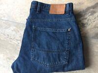 Ted Baker Designer Men's Denim Jeans 34R