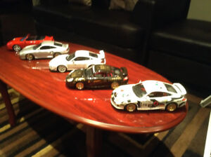 1/18 diecast cars Porsche collection clearout
