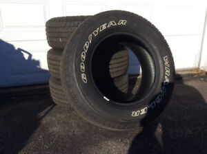 Goodyear Wrangler Tires for Sale