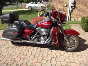 2004 FLHRSI Road King Custom
