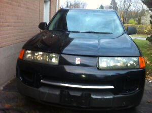 2003 Saturn VUE SUV, Crossover LADY DRIVEN