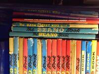 Beano annuals between 1976-2013