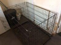 X large dog cage