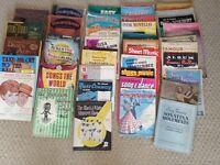 200+ Sheet Music & Music Books
