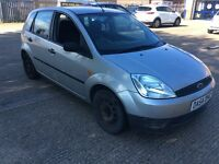 2005 Ford Fiesta 1.25 lx 3 months mot only 48000 miles £1095